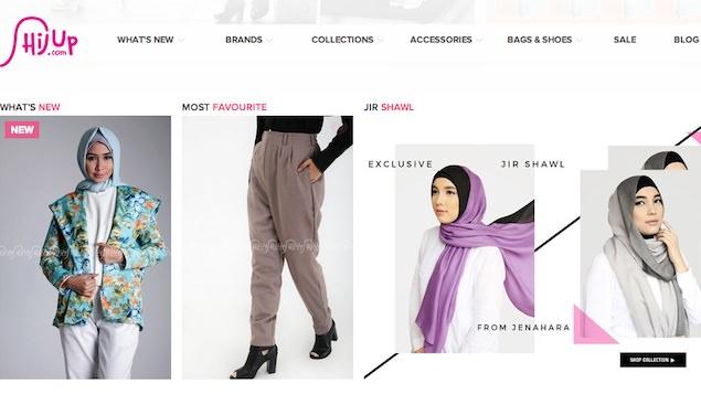 9 website e-commerce fashion terbaik di Indonesia 925a382d8f