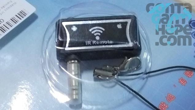 Jadikan Smartphone Anda Sebagai Remote Control Dengan Benda Kecil Ini