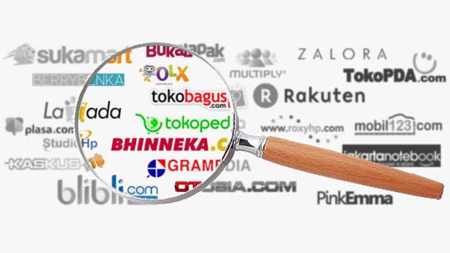 Pelaku E Commerce Di Indonesia Sudah Terlalu Banyak