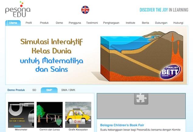Situs Belajar Online Gratis Indonesia