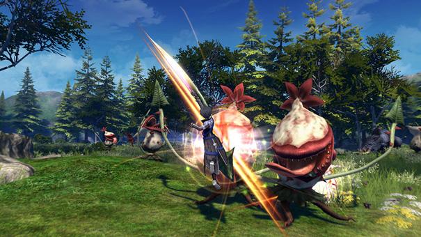 Sword Art Online Hollow Realization | Screenshot 2