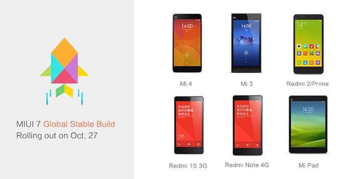 Buruan Update Smartphone Xiaomi Kamu ke MIUI 7