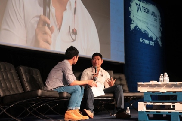 Anthony Tan, co-founder sekaligus CEO GrabTaxi