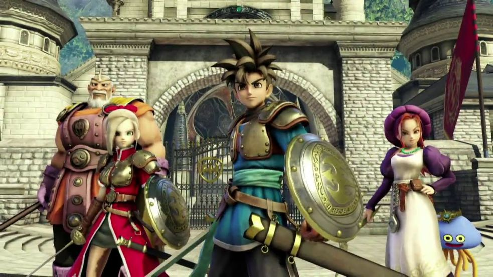 Review Dragon Quest Heroes Tech In Asia Indonesia