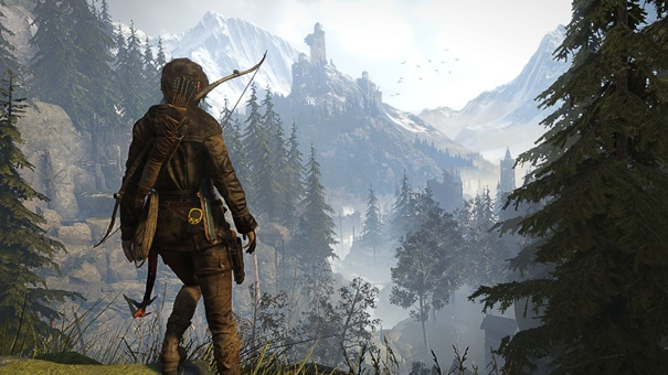 Rise of the Tomb Raider | Screenshot