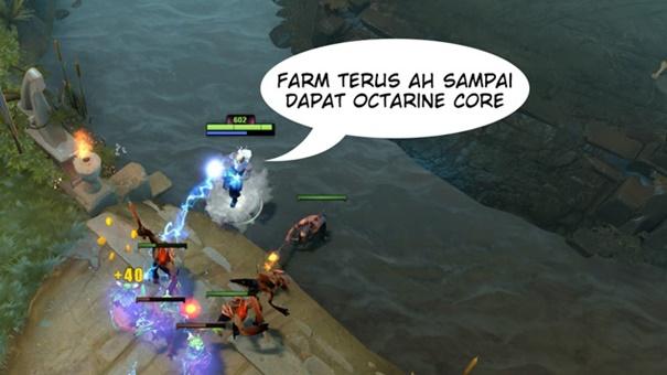 Zeus Farm Octarine Core