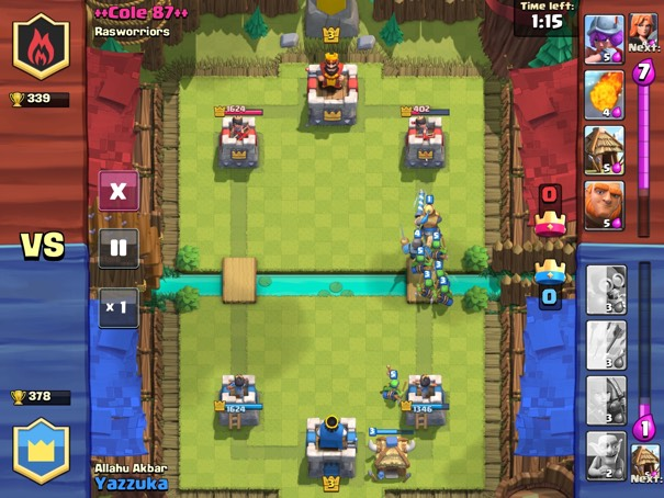 Clash Royale | screenshot 5