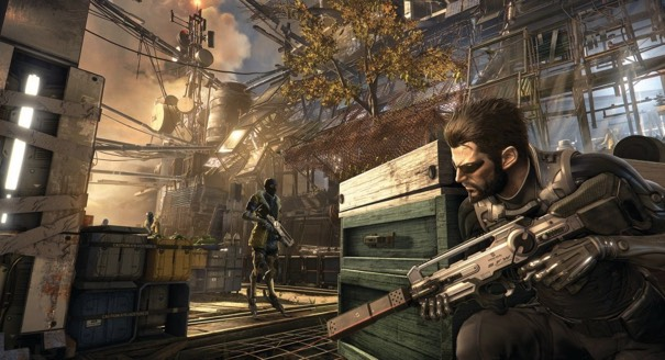 Deus Ex Mankind Divided | screenshot