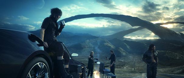 Final Fantasy XV | Image