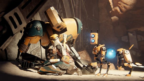 ReCore | Screenshot