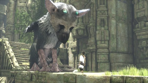 The Last Guardian | Screenshot
