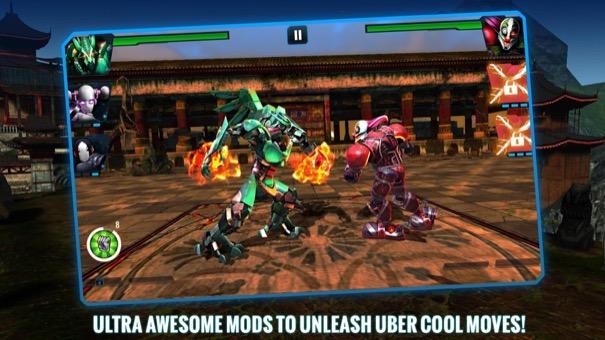 Game Fighting Android Terbaik