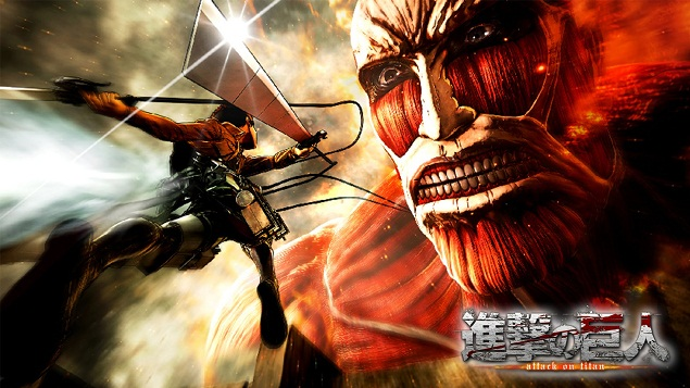 Attack On Titan Yang Tengah Dikembangkan Koei Tecmo Merupakan Salah Satu Game Wajib Untuk Dinantikan Di Tahun 2016 Pembuatannya Diawasi Langsung