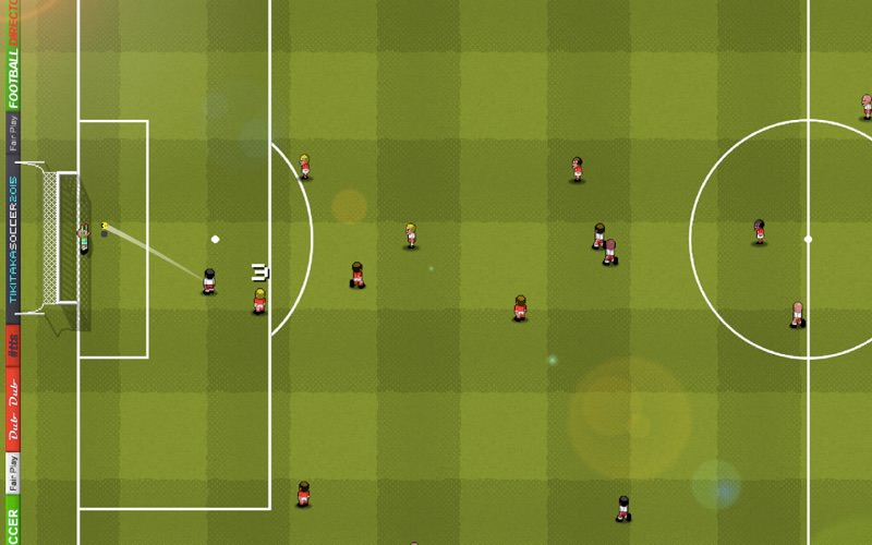 Download Game Sepak Bola Ringan Pes 2006 PC