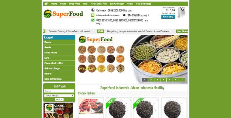 Bahan makanan organik online dating
