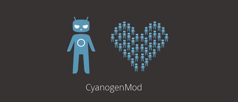 CyanogenMod-800