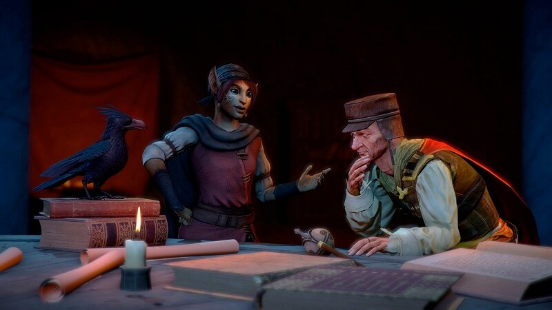 Dreamfall Chapters | Screenshot 2