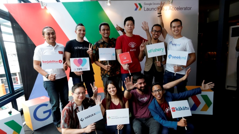 Google Launchpad | Photo