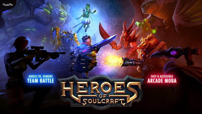 Heroes of SoulCraft | Featured