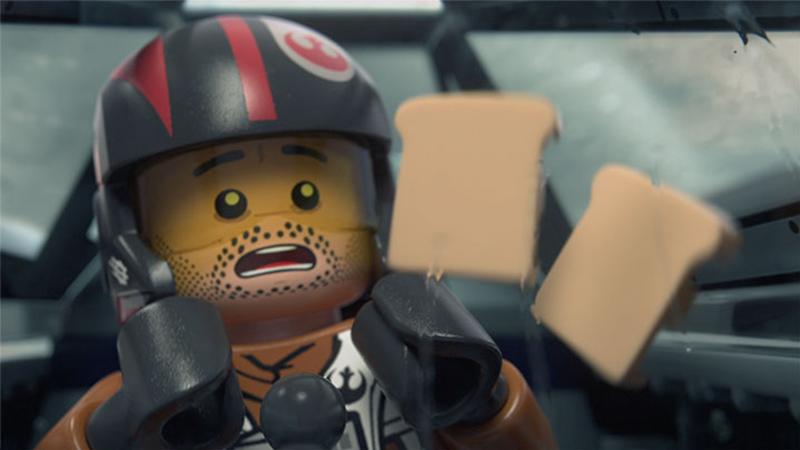 fitur dan cerita baru lego star wars  the force awakens