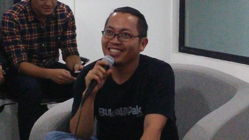 Achmad Zaky (CEO Bukalapak)