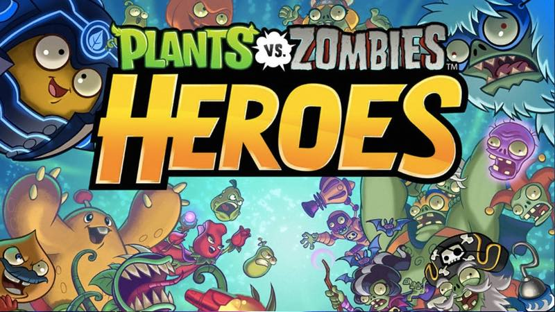 Preview Plants Vs Zombies Heroes Tech In Asia Indonesia