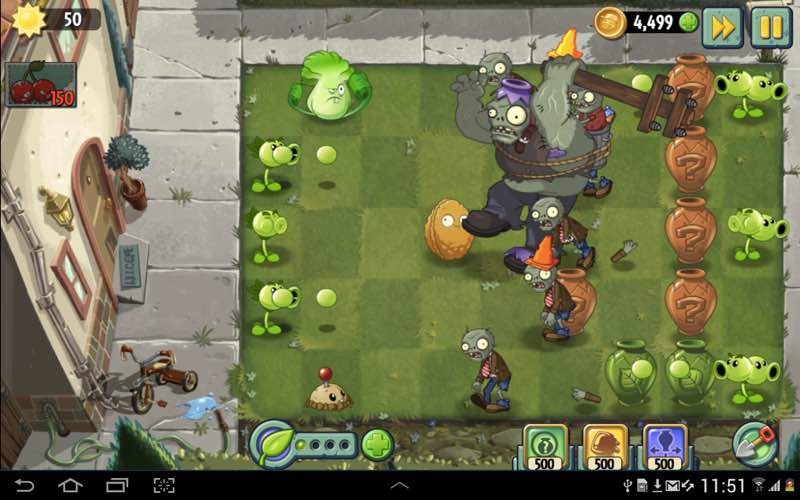 Plants vs Zombies 2 | screenshot