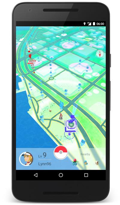 Pokemon GO | Screenshot 1