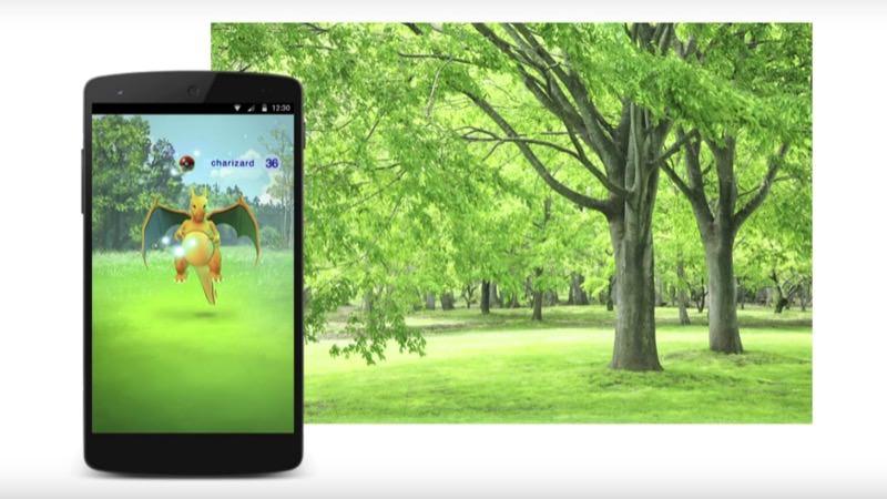 Pokemon GO Smartphone | Screenshot