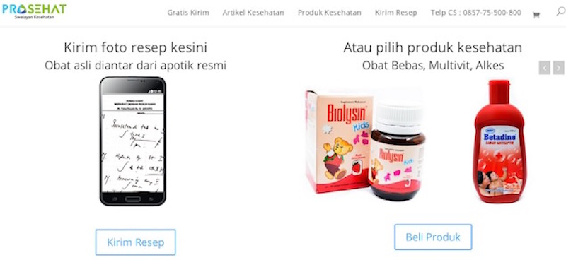 ProSehat   screenshot