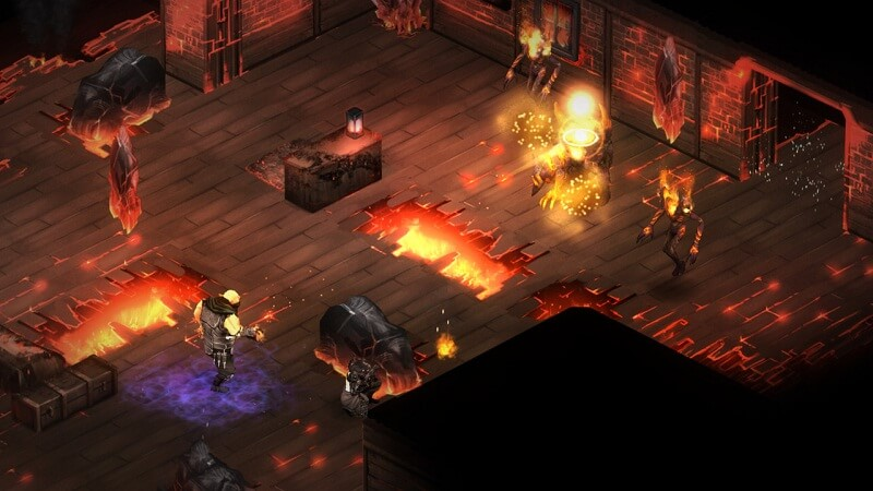 Shadowrun: Dragonfall - Director's Cut | Screenshot 1