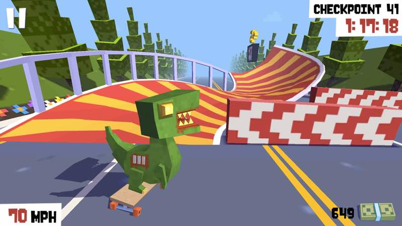 Star Skater | screenshot