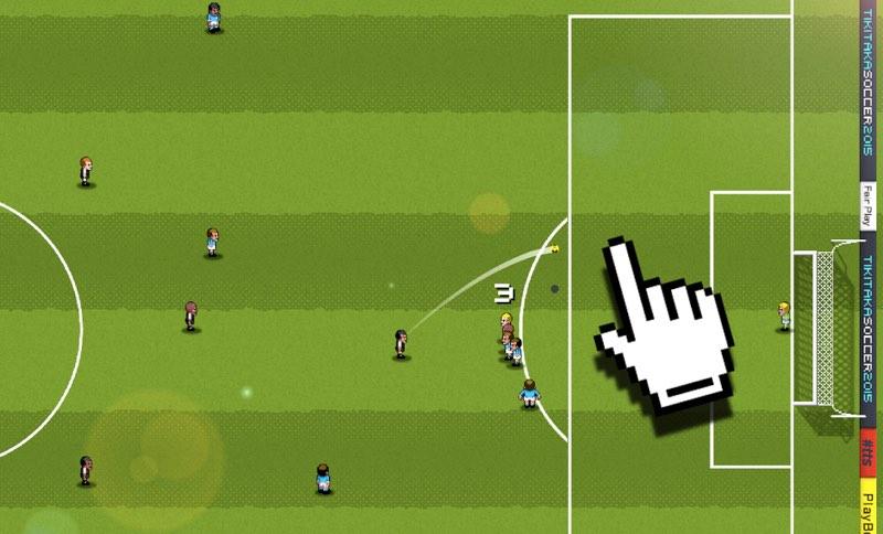 Tiki Taka Soccer | screenshot