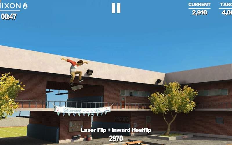 Transworld Endless Skater   screenshot