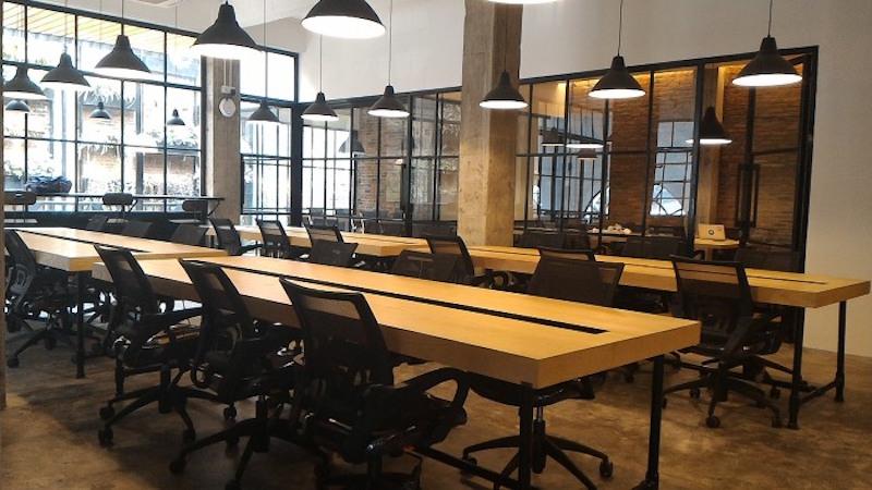 Daftar co working space di jakarta for Restaurant builder software