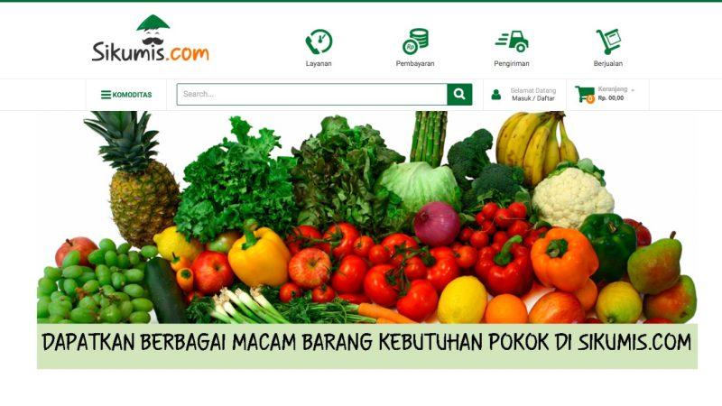 Aplikasi pertanian | situs Sikumis