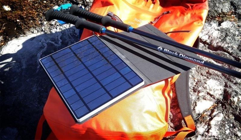 Solartab Power Bank Tenaga Surya