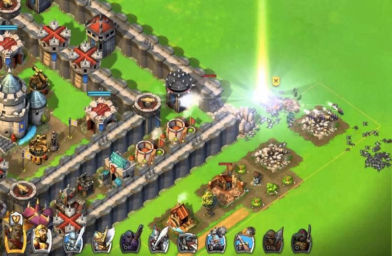 Age of Empire Castle Clash | Screenshot