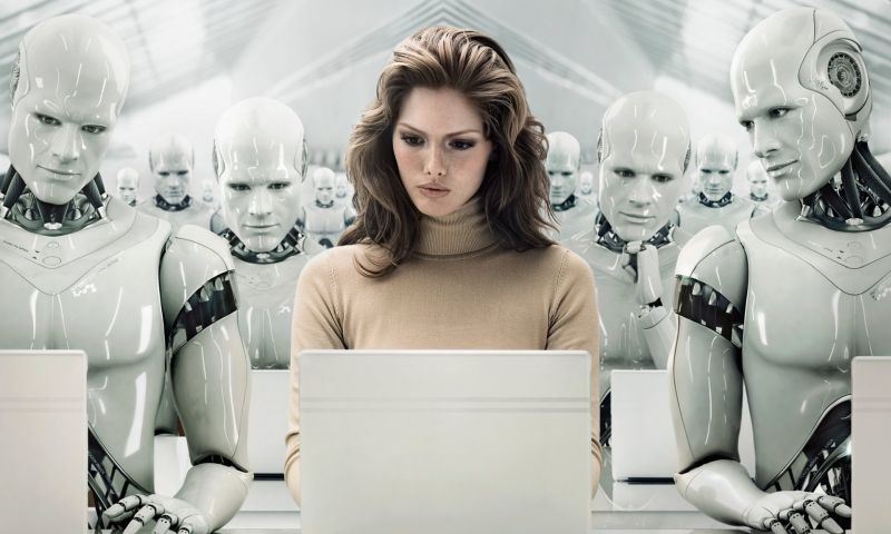 Artificial-intelligence-workplace|photo