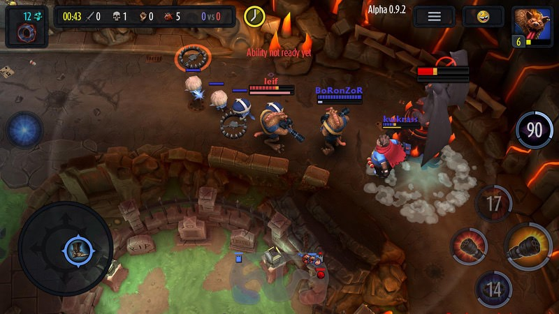 Best MOBA Mobile - Heroes of Soulcraft | Screenshot