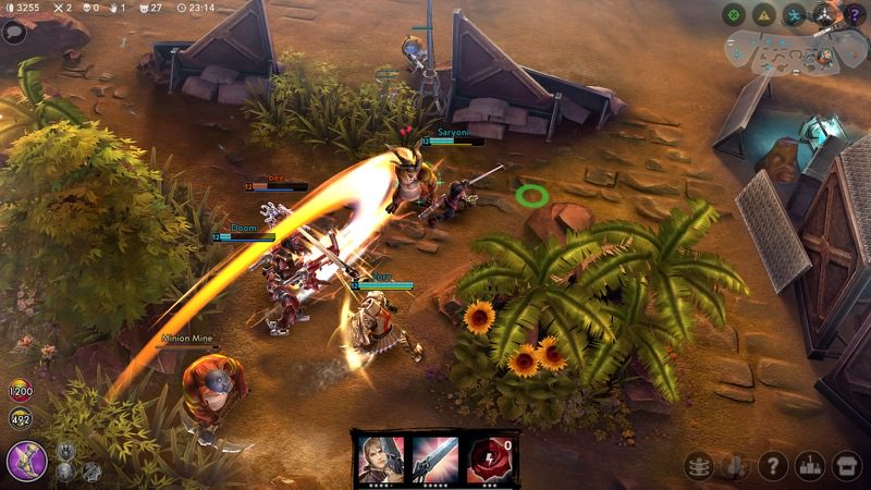 Best MOBA Mobile - Vainglory | Screenshot