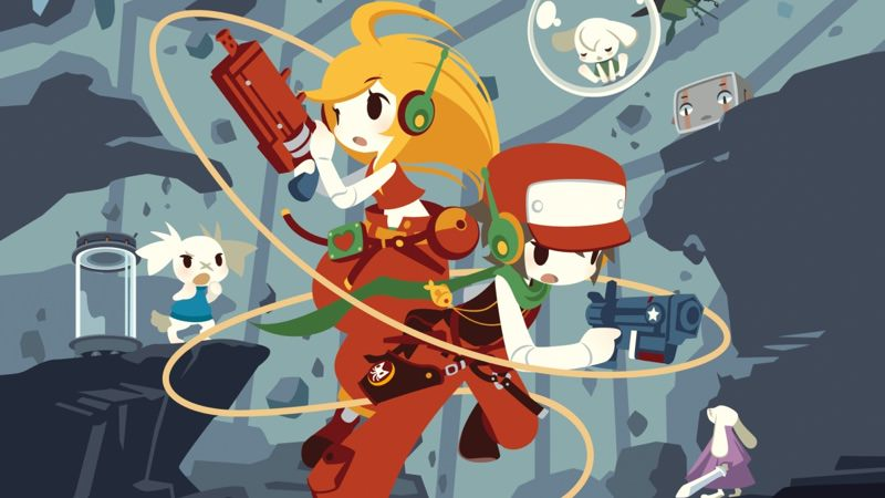Cave Story | Art