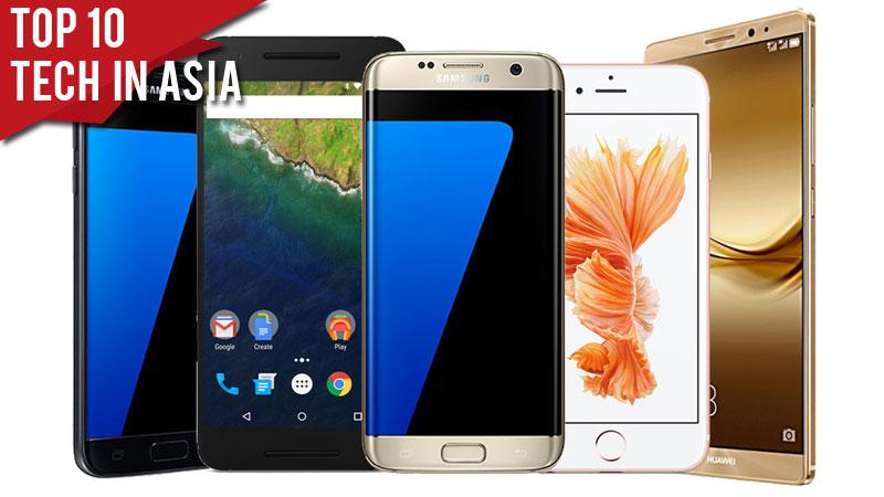 Daftar Harga 10 Smartphone Terpopuler Bulan April