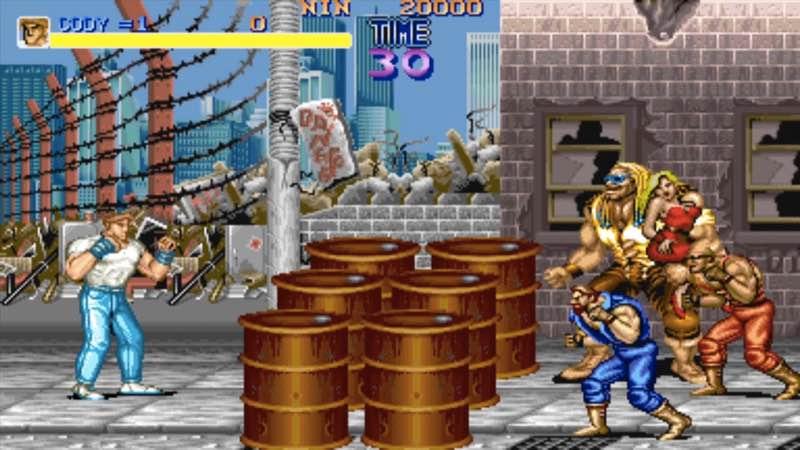 Final Fight | Screenshot