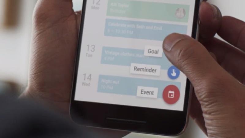 how to delete google calendar goals