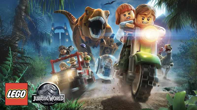 jurrasic world lego featured android