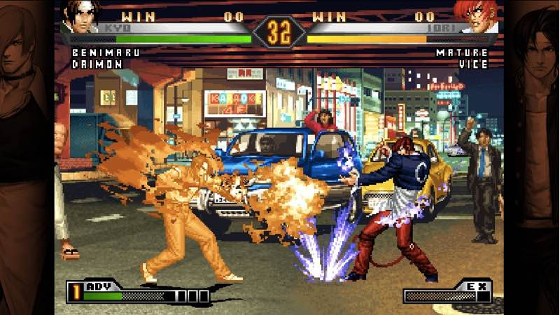 King of Fighters | Screenshot
