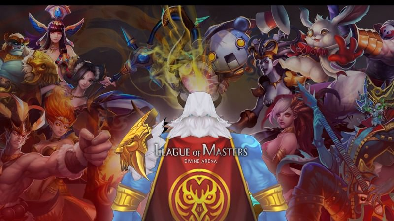 League of Masters | Featured