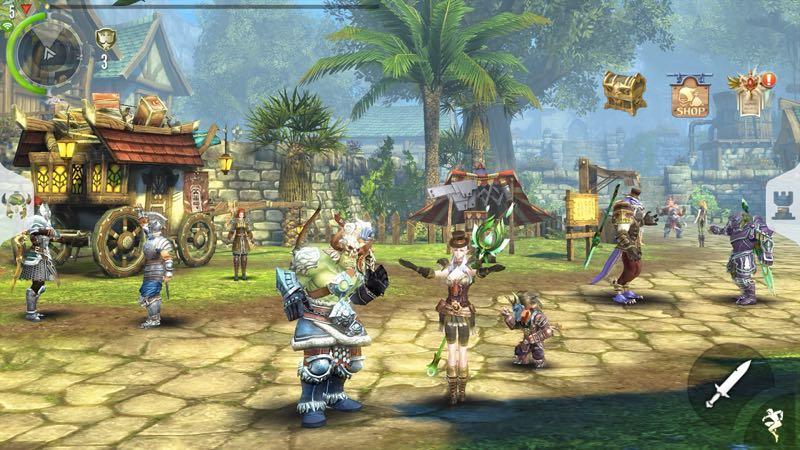 Hasil gambar untuk game MMORPG