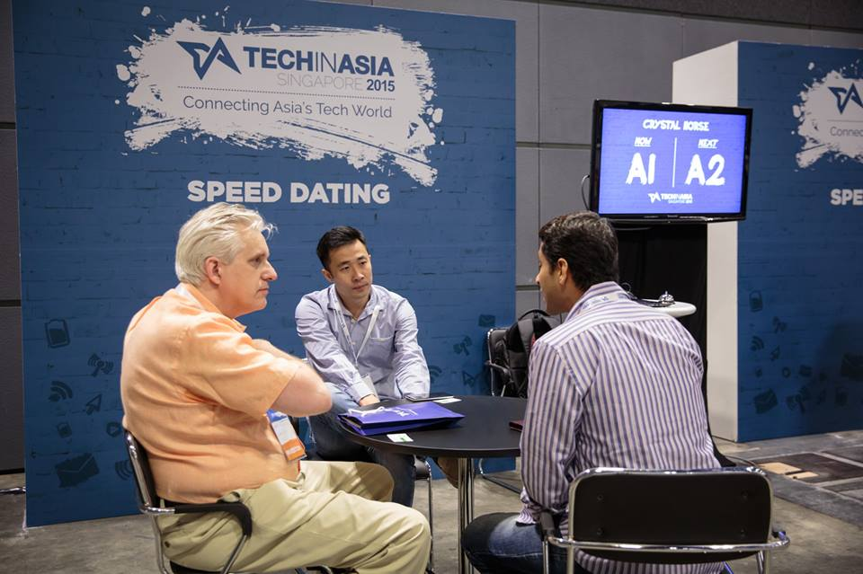 Speed dating singapore